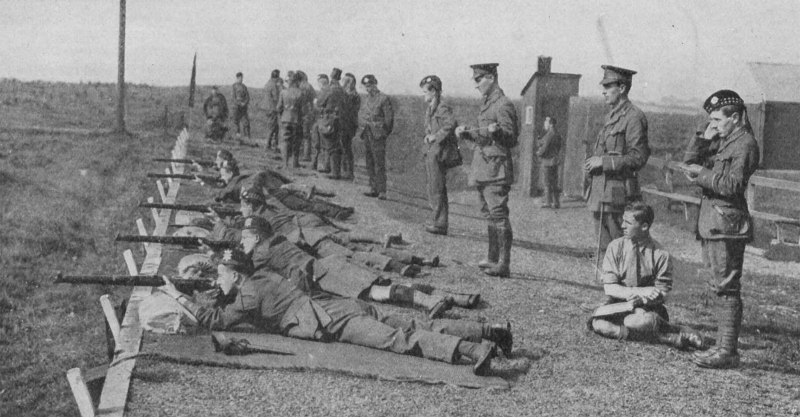 photo gallery  u2013 troop training  u00ab pictures of world war i
