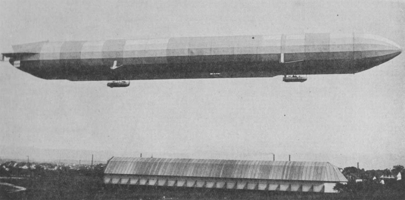 Photo Gallery Zeppelin Balloon 171 Pictures Of World War I