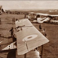 Australian Flying Corps Airplanes