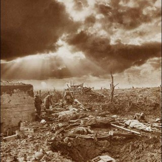 The Dawn of Passchendaele