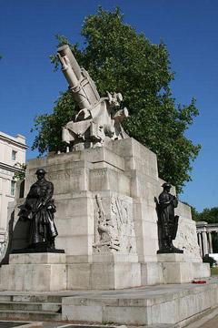 Royal Artillery Memorial, London, England - World War 1